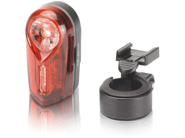 XLC Comp CL-R15 Safety Lamp Nesso black/red